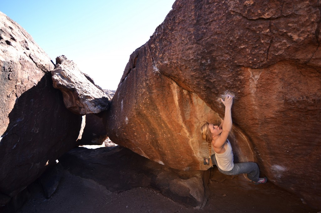 Power of Silence, V10 Photo David Mason