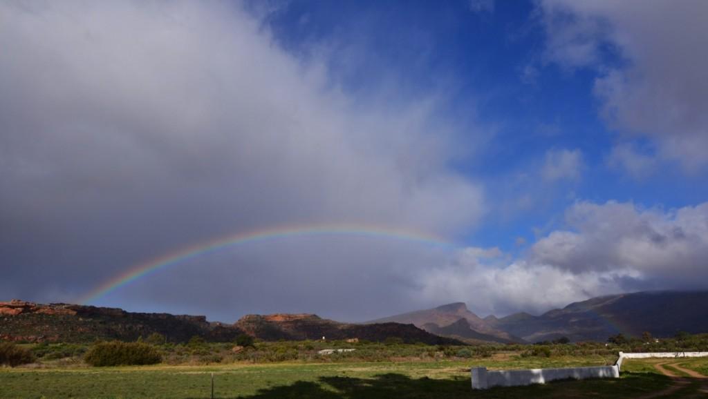 Rainbow, Photo David Mason