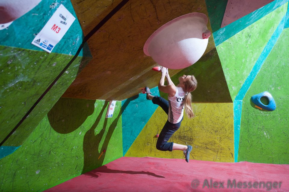 CWIF 2013, Semi-Finals. Photo Alex Messenger